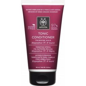 APIVITA Tonic Conditioner Τονωτική Κρέμα για Αδύναμα Μαλλιά με Ιπποφαές & Δάφνη 150ml