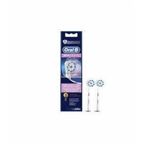 ORAL-B Sensi Ultra Thin Ανταλλακτικά Βουρτσάκια 2τμχ