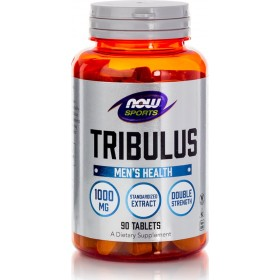 NOW FOODS Sports Tribulus 1000 mg 90 Tablets