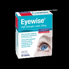 LAMBERTS Eyewise Λουτεΐνη+Ζεαξανθίνη 60 δισκία