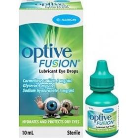 OPTIVE Fusion Coll Οφθαλμικές με Υαλουρονικό 10ml