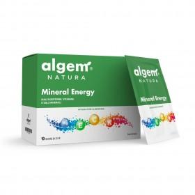 ALGEM Natura Mineral Energy Συμπλήρωμα Διατροφής για Τόνωση και Ενέργεια 10 Φακελίσκοι x 20gr