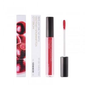 KORRES Morello Voluminous Lipgloss για Γεμάτα Χείλη & Λαμπερό Αποτέλεσμα Απόχρωση 19 Water-Mellon 4ml