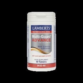 LAMBERTS Multi Guard Advance Πολυβιταμίνες 60 δισκία
