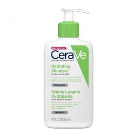 CERAVE Hydrating Cleanser Κρέμα Καθαρισμού για Κανονικό έως Ξηρό Δέρμα 236ml