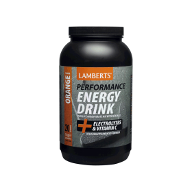 LAMBERTS Performance Energy Drink με Γεύση Πορτοκάλι 1000gr