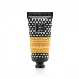APIVITA Handcare Κρέμα για Ξηρά & Σκασμένα Χέρια Εντατικής Ενυδάτωσης Πλούσιας Υφής με Υαλουρονικό Οξύ &Μέλι 50ml