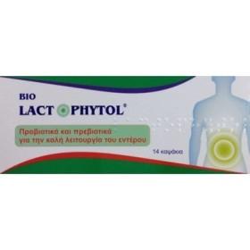 MEDICHROM Bio Lactophytol Προβιοτικά για το Έντερο 14 Καψάκια