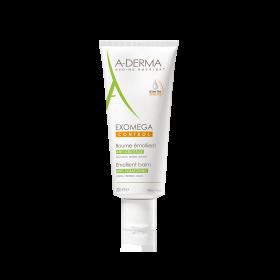 A-DERMA Exomega Control Anti-Scratching Emollient Balm Μαλακτικό Βάλσαμο Προσώπου & Σώματος για τη Φροντίδα του Ατοπικού Δέρματος 200ml