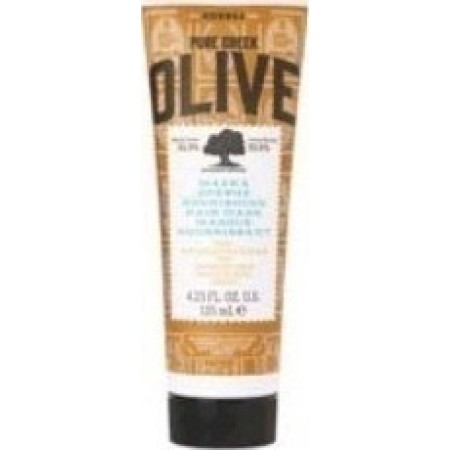 KORRES Olive Μάσκα Θρέψης για Ξηρά/Αφυδατωμένα Μαλλιά 125ml