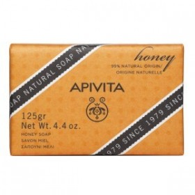 APIVITA Natural Soap Σαπούνι με Μέλι 125gr