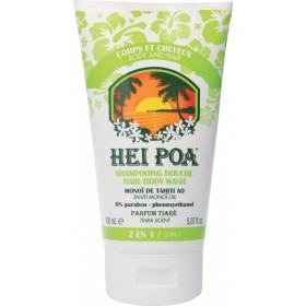 HEI POA Shampoo & Shower Gel Tiare 150ml