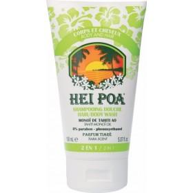HEI POA Shampoo & Shower Gel Tiare 150ml