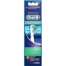 ORAL-B Dual Clean Ανταλλακτικά Βουρτσάκια 2τμχ