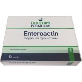 DOCTOR'S FORMULAS Enteroactin 15 caps