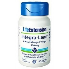 LIFE EXTENSION Integra Lean Irvignia (Ενεργοποιητής Λεπτίνης) 150 mg 60 veg caps