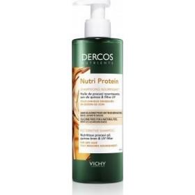 VICHY Dercos Nutrients Nutri Protein Restorative Shampoo Σαμπουάν Αναδόμησης για Ξηρά Μαλλιά 250ml