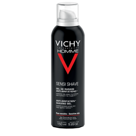 VICHY Homme Τζέλ Ξυρίσματος Κατά των Ερεθισμών 150ml