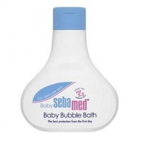 SEBAMED Baby Bubble Bath Αφρόλουτρο για Μωρά 200 ml