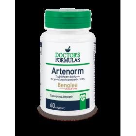 DOCTOR'S FORMULAS Artenorm Συμπλήρωμα Διατροφής για τη Διατήρηση της Φυσιολογικής Αρτηριακής Πίεσης 60 Κάψουλες