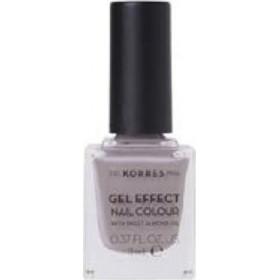 KORRES Gel Effect Nail Colour Ημιμόνιμο Βερνίκι Νυχιών Απόχρωση No35 Cocoa Cream 11ml