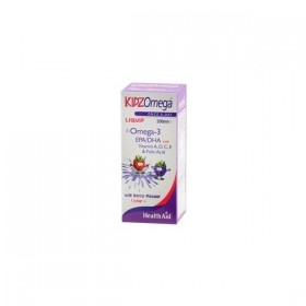 HEALTH AID Kidz Omega Liquid 200 ml