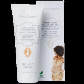 ANNE GEDDES Bio Elasticizing Body Cream Κρέμα Ελαστικότητας και Πρόληψης Ραγάδων για το Σώμα 200ml