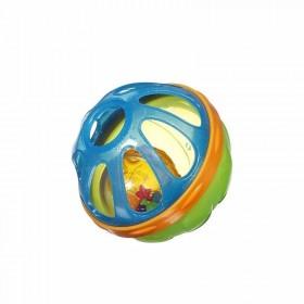 MUNCHKIN Baby Bath Ball Πολύχρωμη Μπάλα Για Το Παιδικό Μπάνιο Χρώμα Μπλε/Πράσινο 6m+