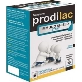FREZYDERM Prodilac Immuno Shield Start Προβιοτικά για Νήπια Παιδιά 10 Φακελάκια