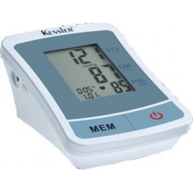 KESSLER Pressure Logic Portable KS520 Αυτόματο Πιεσόμετρο Μπράτσου 1τμχ & ΔΩΡΟ ο Μετασχηματιστής Ρεύματος 1τμχ