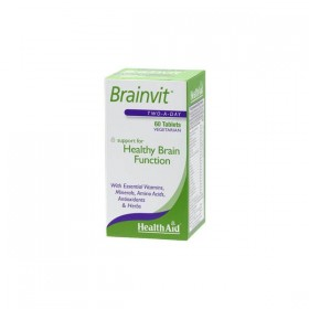 HEALTH AID Brainvit 60 tabs