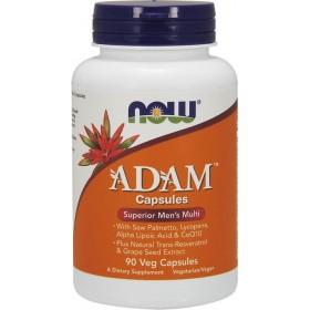 NOW FOODS Adam Ανδρική Πολυβιταμίνη 90tabs