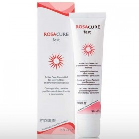 SYNCHROLINE Rosacure Fast Face Cream Gel Κρέμα Προσώπου Κατά της Ευθρότητας 30ml