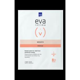EVA Intima Menofix Period Θερμαινόμενο Επίθεμα για την Ανακούφιση των Πόνων της Περιόδου 1τμχ