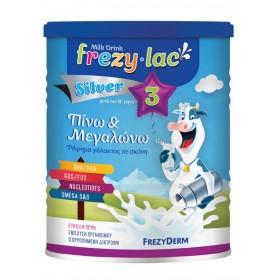 FREZYDERM Frezylac Silver 3 Αγελαδινό Γάλα σε Σκόνη από τον 12° Μήνα 400gr