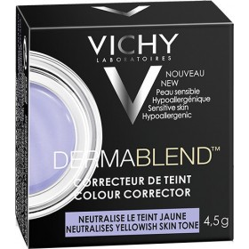 VICHY Dermablend Colour Corrector Neutralises Yellowish Skin Tone Μώβ Χρώμα 4,5g