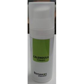 TEKNAKIS Φαρμακείο Calendula Cream Φυσική Φόρμουλα σε Μορφή Κρέμας για Δερματικούς Ερεθισμούς 50ml