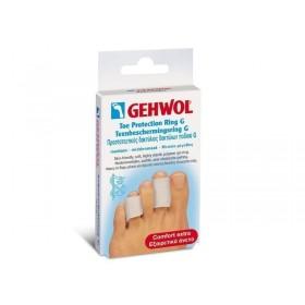 GEHWOL Toe Protection Ring G Προστατευτικός Δαχτύλιος Δαχτύλων Ποδιού G Μέγεθος Small 2τμχ