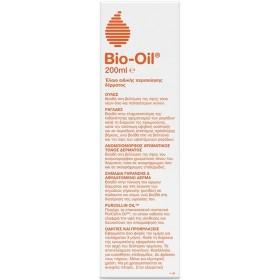 BIO-OIL PurCellin Oil Ειδική Περιποίηση της Επιδερμίδας για Ουλές-Ραγάδες-Σημάδια Γήρανσης 200ml