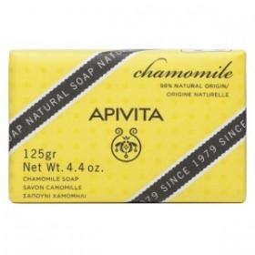 APIVITA Natural Soap Σαπούνι με Χαμομήλι 125gr