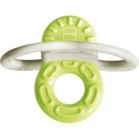 MAM Πολυκρίκοι Οδοντοφυίας Bite & Relax Phase 1 Πράσινο 2m+