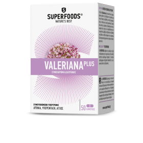 SUPERFOODS Valeriana Plus 50 caps