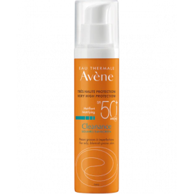 AVENE Sun Cleanance Solaire Αντηλιακή Κρέμα για Μάτ Αποτέλεσμα με Λεπτόρρευστη Υφή SPF50+ 50ml