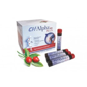 CH-ALPHA Plus Fortigel Υδρολυμένο Κολλαγόνο 30amp x 25ml