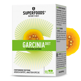 SUPERFOODS Garcinia Diet 90 caps