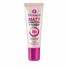 DERMACOL Matt Control Long Lasting Mattifying Make Up Base 20ml