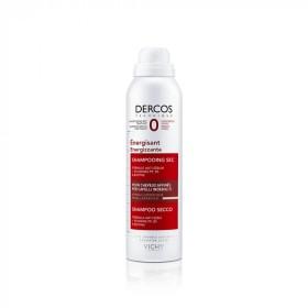 VICHY Dercos Energisant Dry Shampoo Δυναμωτικό Ξηρό Σαμπουάν Μαλλιών Κατά της Τριχόπτωσης 150ml