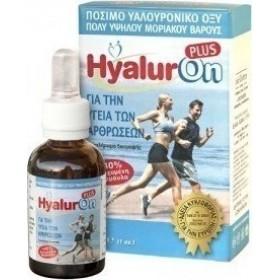 HYALURON Plus Υαλουρονικό Οξύ σε Υγρή Μορφή 30ml