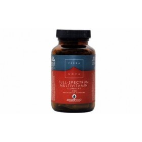 TERRANOVA Full-Spectrum Multivitamins Complex 100caps