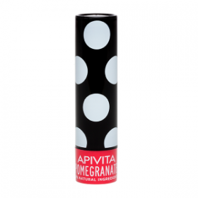 APIVITA Lip Care με Ρόδι